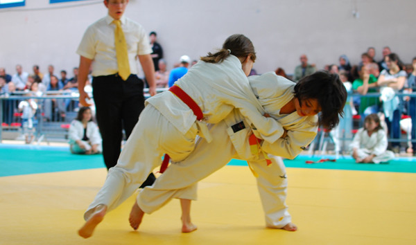 banniere judo