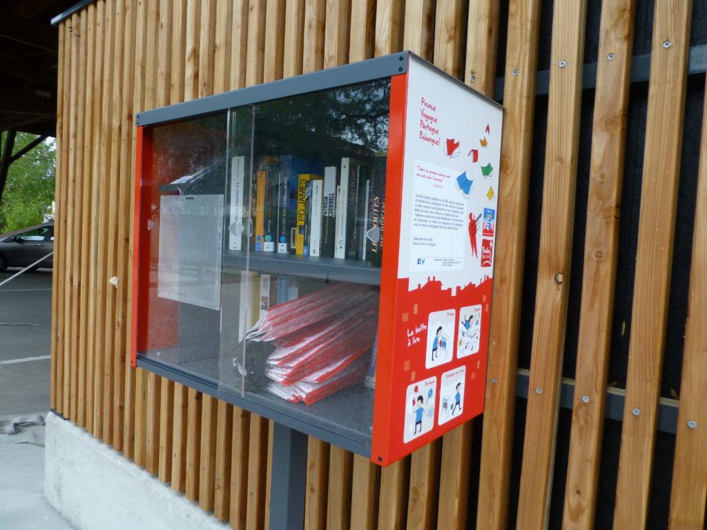Les bo tes lire ou comment faire vivre les livres ville de mions - Fabriquer une boite a lire ...