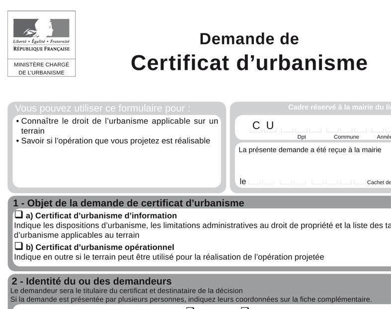 Certificat D Urbanisme Ville De Mions