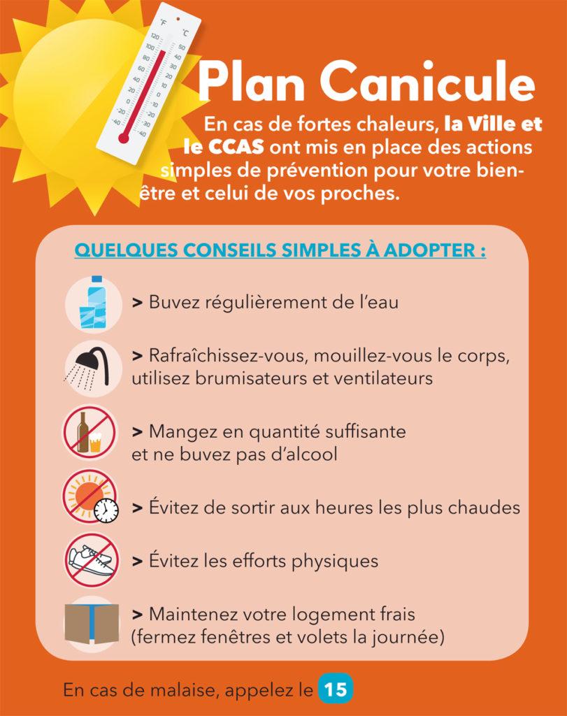 Plan Canicule