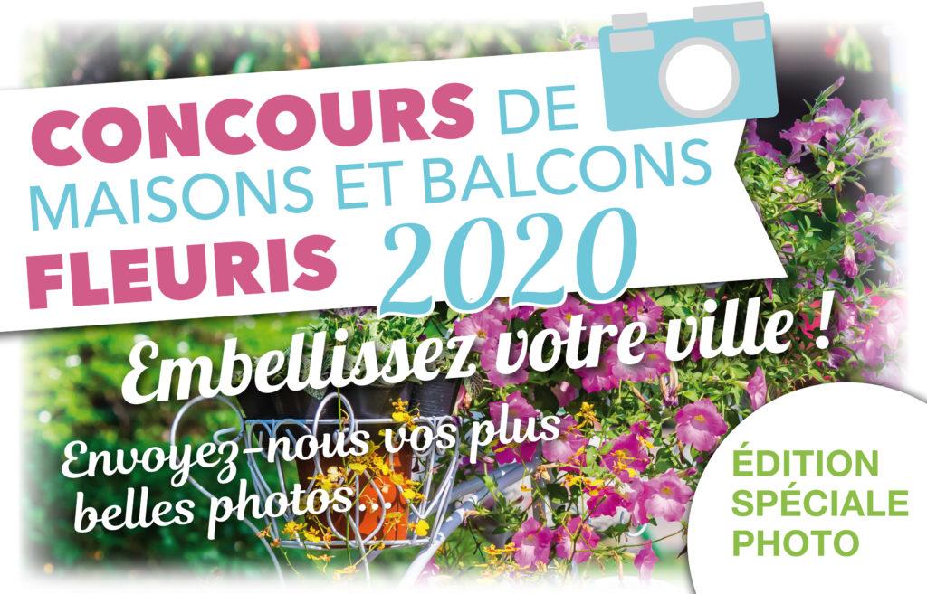 concours fleurissement 2020