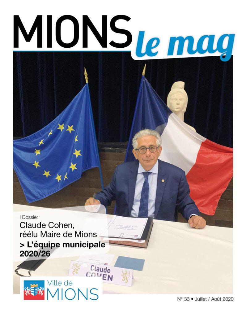 Mions le mag juillet n°33