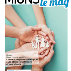 Mions le mag mars n37 UNE