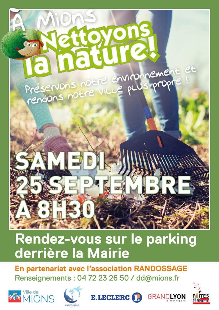 Nettoyons la nature 2021 r